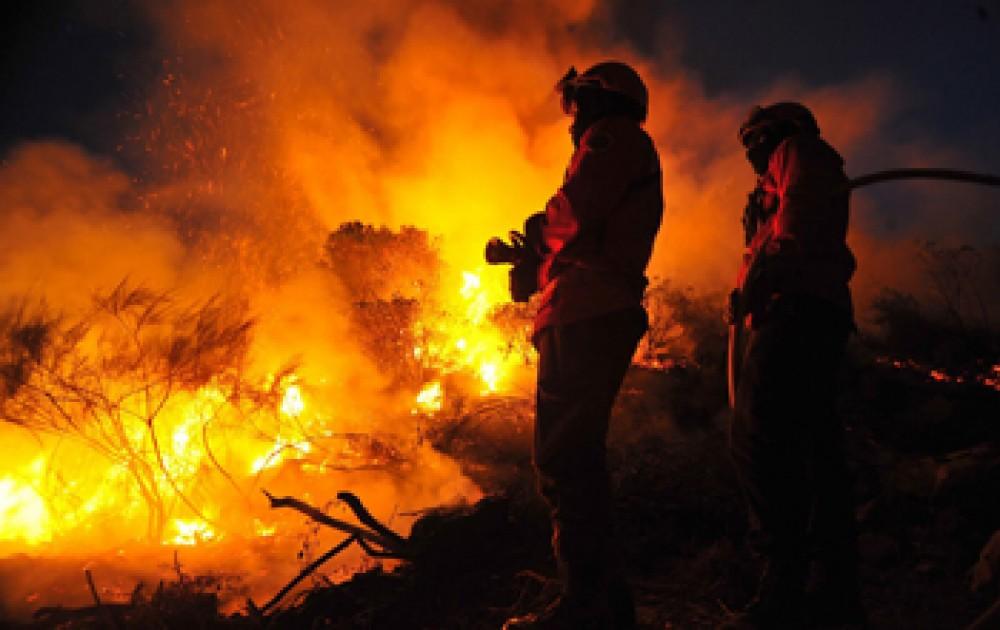 Prevenção contra os Incêndios Florestais